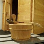 Sauna na het sporten bij Fitnesscentrum Body Art Beilen