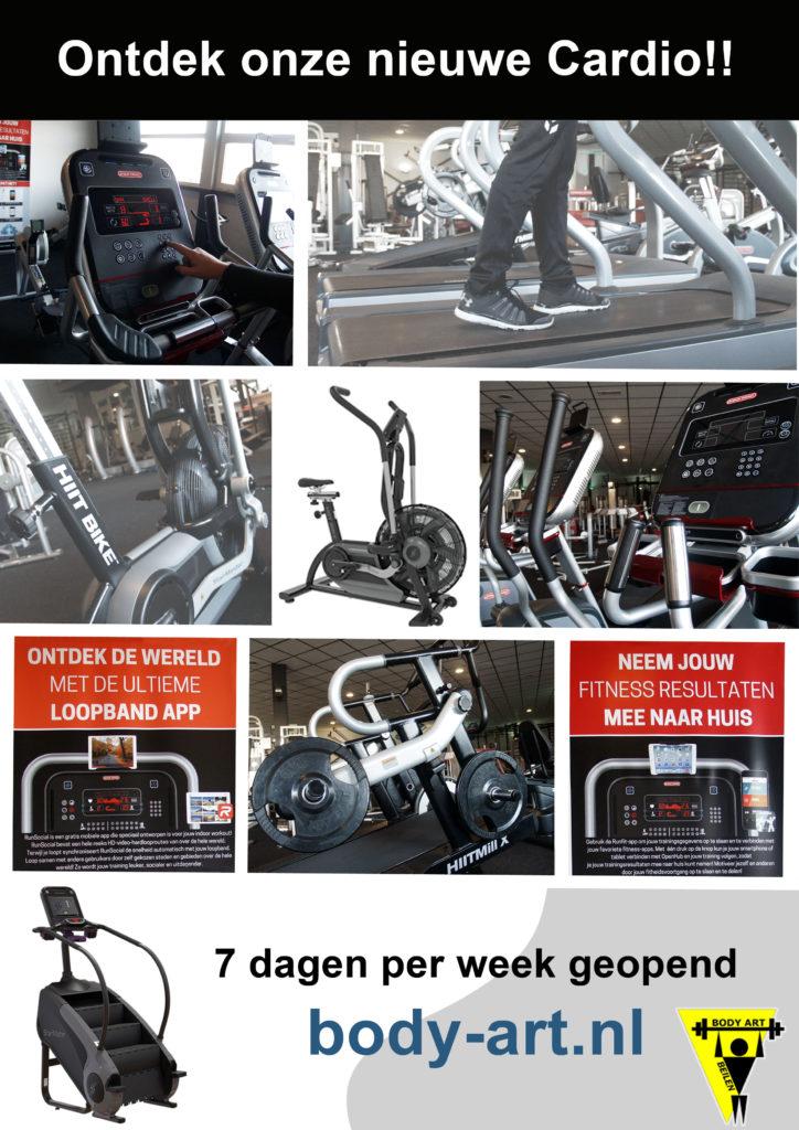 Cardio fitness Beilen