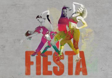 Latin dance fiesta Beilen