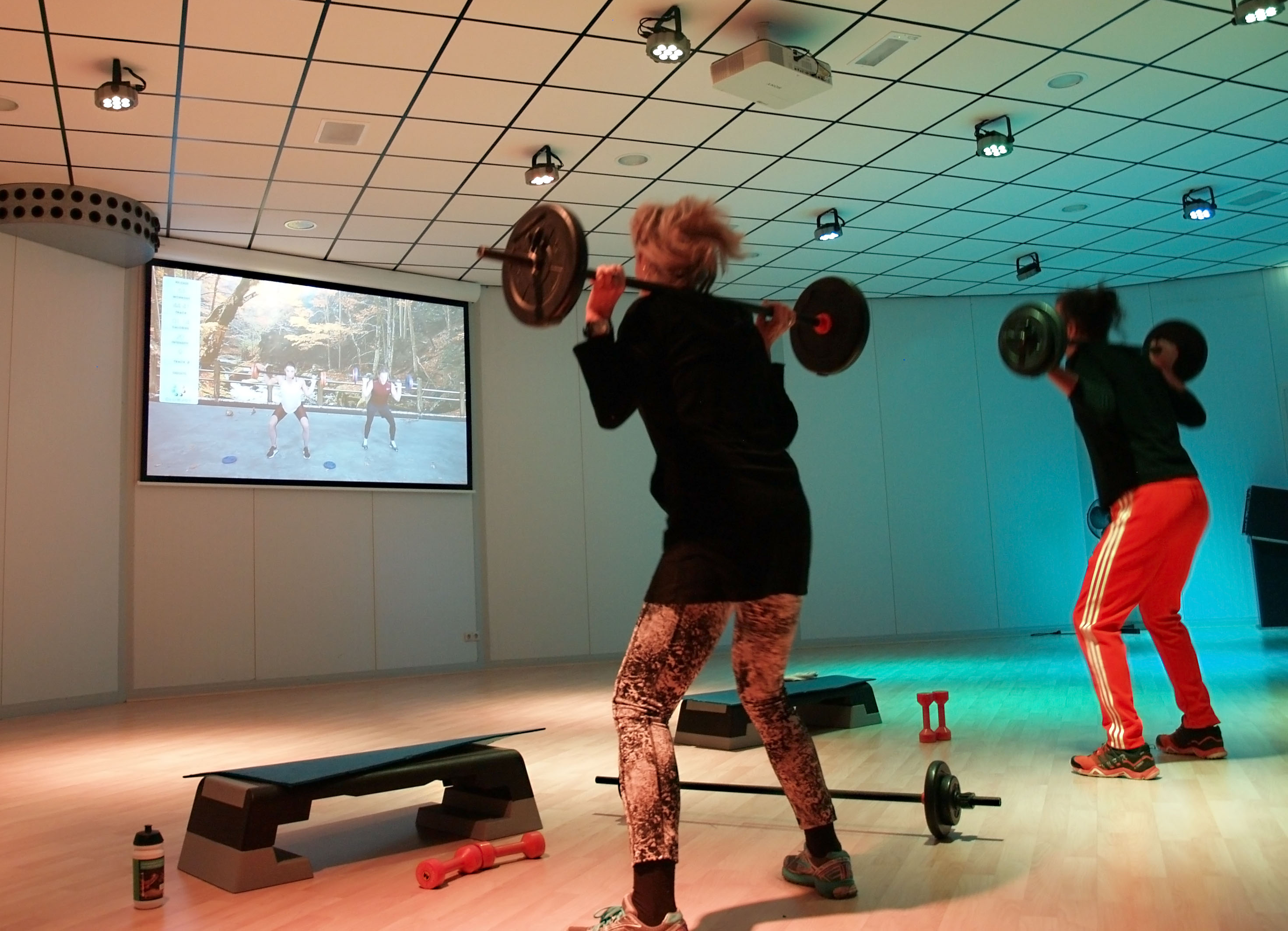 Bodypump virtual