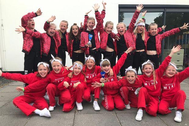 Streetdance dansgroep Beilen