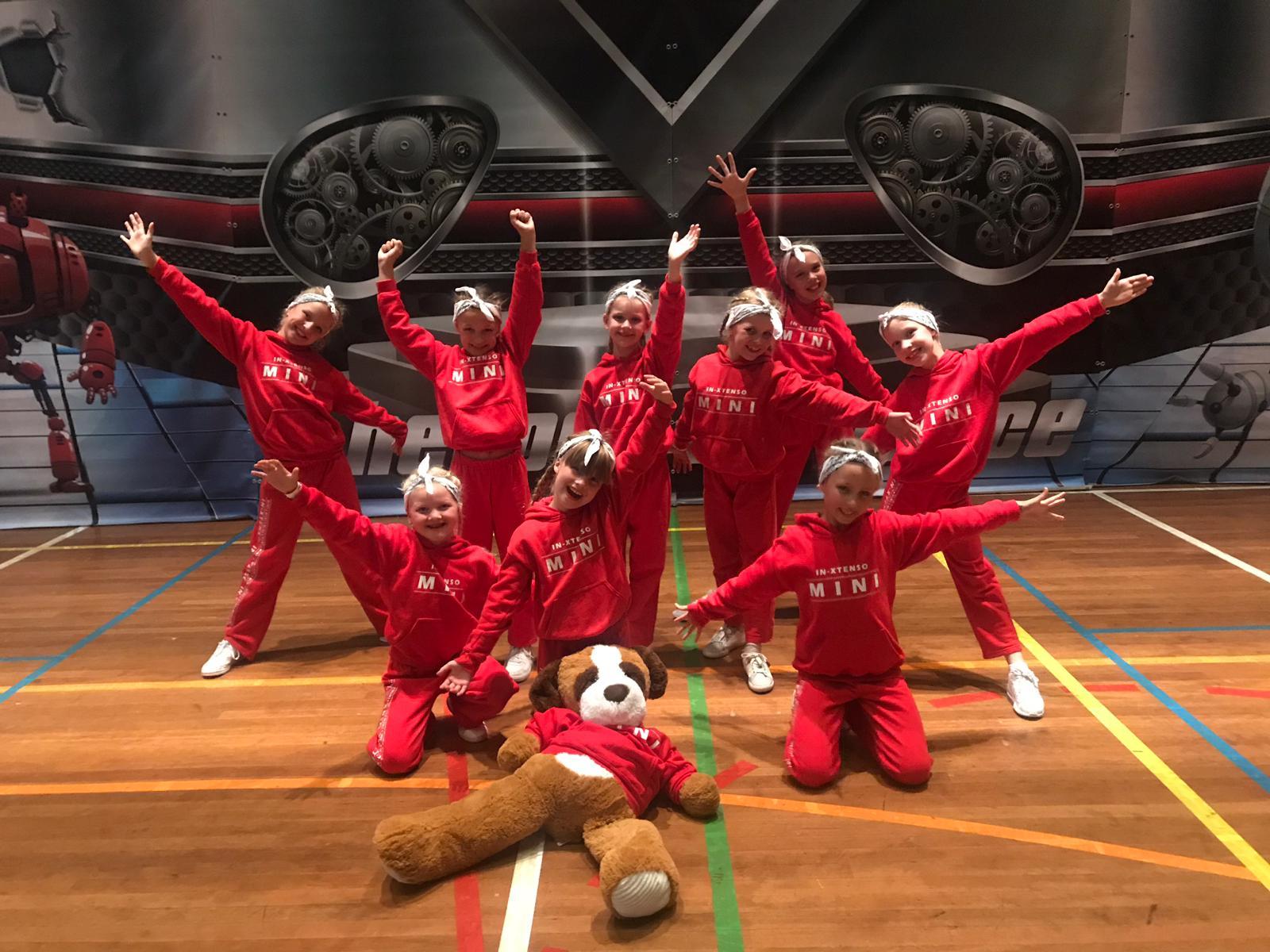 Streetdance Beilen Nederlands kampieon