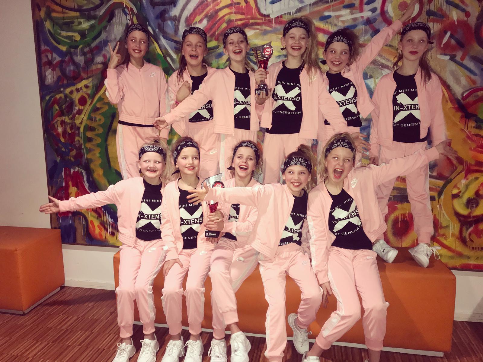 Dansles kinderen Beilen